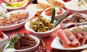 Pàsalo Bien Restaurante: Spanisches 4-Gänge-Menü mit Tapas und Dorade oder Rumpsteak im Pàsalo Bien Restaurante (bis zu 52% sparen*)