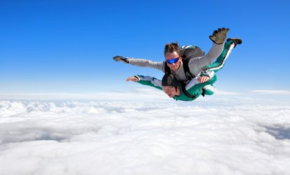 One Tandem Skydiving Jump or $100 Value Towards Skydiving at Miami Skydiving Center (Up to 51% Off)