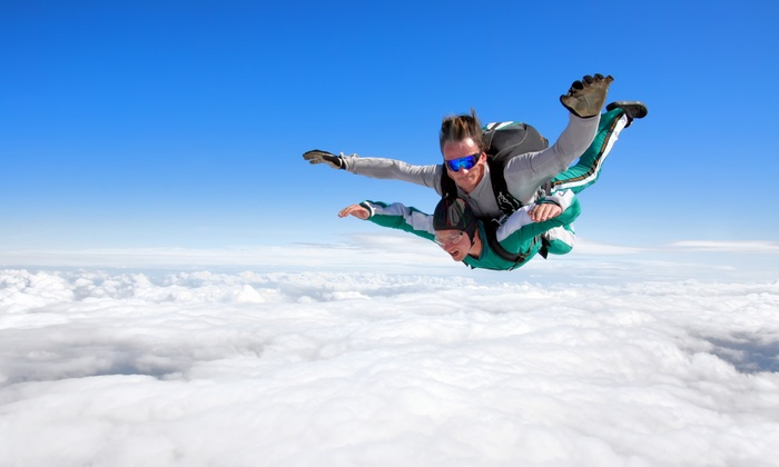 Up to 51% Off Skydiving Jump at Jacksonville Skydiving Company