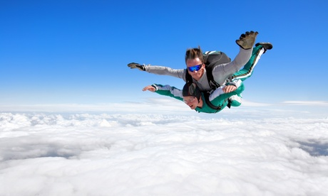 Tandem Skydiving Jump from Miami Skydiving Center (Up to 56% Off). Three Options Available