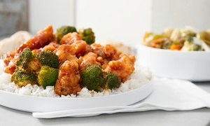 Shanghai Express: $12 for Three Groupons, Each Good for $7 Worth of Chinese Food at Shanghai Express ($21 Value)