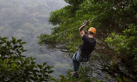 Entrées pour adultes et/ou enfant dès 7,90 € au parc aventure Indian Forest – Aix