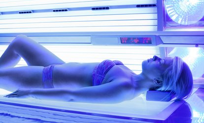 image for Unlimited Any Level (1-5) UV <strong>Tanning</strong> or Three VersaSpa Pro Spray Tans at Chili Pepper's <strong>Tanning</strong> (Up to 65% Off)