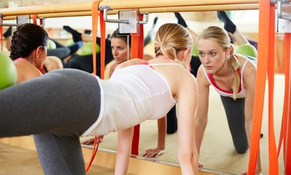 Up to 50% Off Classes at Studio B Fitness