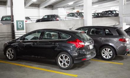 3 o 5 giorni di parcheggio scoperto al Parcheggio low cost calabria