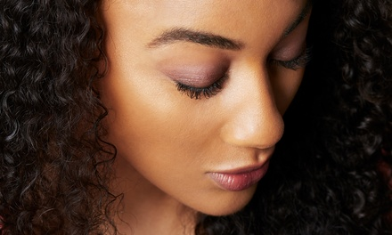 Full Set of Mink Cluster or Individual Eyelash Extensions at Sondrea Beauty Studio (Up to 58% Off)