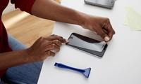 Panzerglas-Folie für alle iPhone-Modelle inkl. Anbringung bei First Repair (39% sparen*)