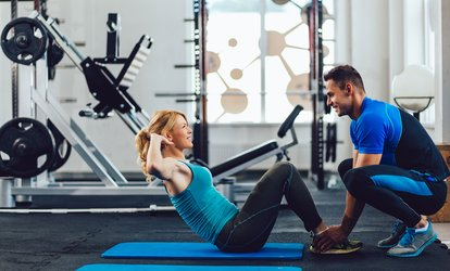 image for Group or <strong>Personal</strong> Training Sessions at Against All Odds <strong>Personal</strong> Training (Up to 52% Off)