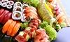 Zestawy sushi: nawet 84 kawałki