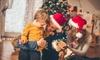 Shooting de Noël en famille d'1h