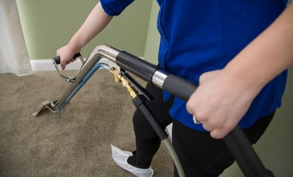 Carpet Cleaning Service for Up to Four Rooms and Hallway or Stairs from Clear Carpets (Up to 40% Off)