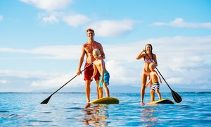 PK Paddle: One or Two On-Location All-Day Paddleboard Rentals from PK Paddle (Up to 42% Off)