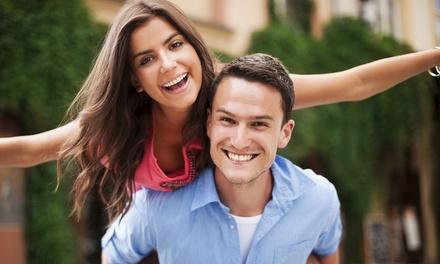 Limpieza bucal completa con opción a 1 o 2 sesiones de blanqueamiento led desde 14,95 € en Clínica Dental Delgado