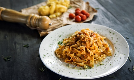 Pizza or Pasta for Two or Four at Esca (Up to 54% Off)