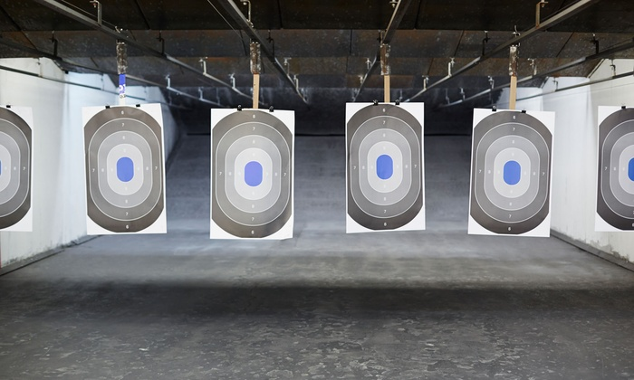$39.99 for New Shooter Orientation and Shooting Package for Two at Stoddard's Gun Range ($110 Value)