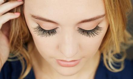 Wimpernverlängerung mit 80 oder 100 Wimpern pro Auge in Lily's Beautysalon (bis zu 60% sparen*)