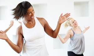 LL Dance and Fitness: 5 or 10 Fitness Classes at LL Dance and Fitness (Up to 51% Off)