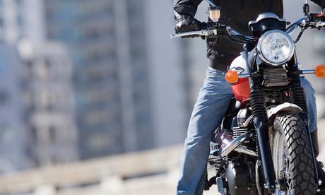 Permis moto classique de 20h à 549 € dans 3 agences au choix du Groupe Edukar