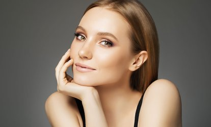 One  Aqua Peeling <strong>Facial</strong> with Optional Teeth Whitening at Ming Hair Salon (Up to 62% Off)