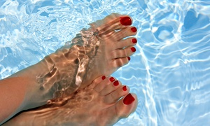 Up to 77% Off Toenail-Fungus Removal