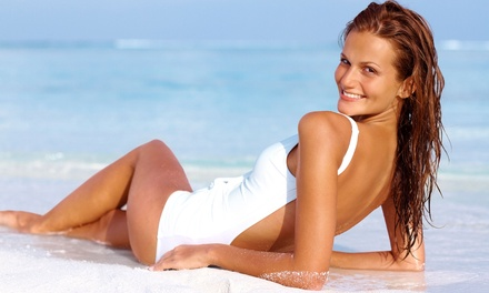 Spray Tan Session for One $25 or Two People $40 at Perth Aesthetics, Innaloo Up to $90 Value