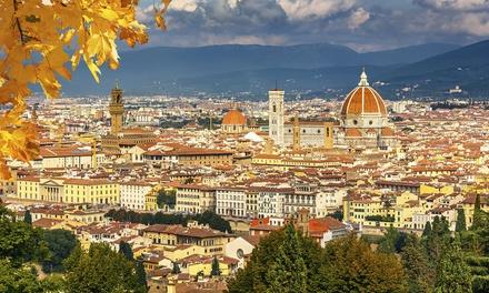 ✈Pisa, Florencia, Venecia y Roma: 7 noches para 1 con desayuno, vuelo de I/V y tren en hotel a elegir de 3 o 4*