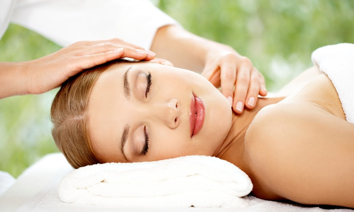Mantra Beauty Bar - Surrey: Aromatherapy Massage with Optional Facial and Microdermabrasion at Mantra Beauty Bar (Up to 65% Off)