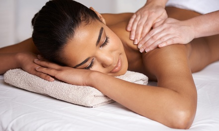 30-Minute Swedish Back Massage at The Beauty Room By Jessica At HD Hair And Beauty (30% Off)