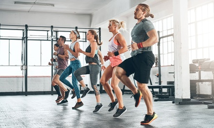 Five-Class Pass or One Month of Bridal Body Boot Camp Classes at Rise 'N' Grind Fitness (Up to 89% Off)