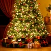 6.5' Pre-Lit Christmas Tree
