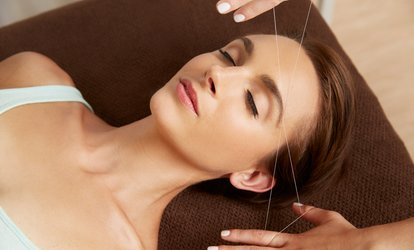 <strong>Eyebrow Threading</strong> Sessions at Just Stringz (Up to 31% Off)