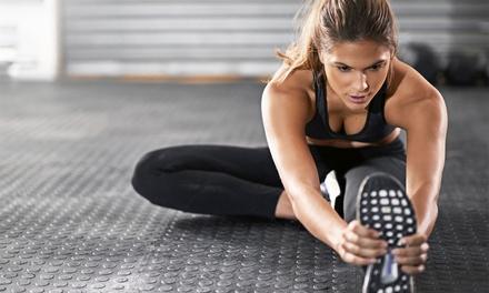 3 mesi di corsi fitness