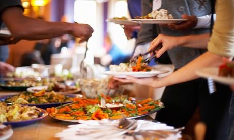 """Catering """"Frankenthal"""" für 10 oder 20 Personen bei Fleischerei Löken"""