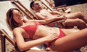 Up to 63% Off Spray-Tan or UV-TanningSessions