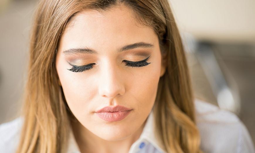 Eyelash Extensions - Jem's Beauty | Groupon