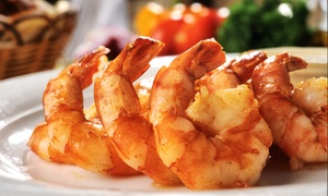 Stonefish Grill: $40 or $80 Toward Lunch for Two or More from Stonefish Grill (Up to 44% Off)