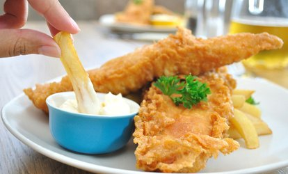 Up to 33% Off Fast Food at JJ Fish and Chicken