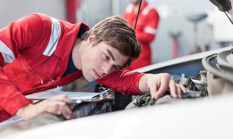 Cambio de aceite, lavado exterior y revisión pre-ITVcon opción a cambio de filtros desde 34,95 € en Talleres Roke
