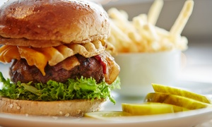 Wild Boar Restaurant: Burgers and Barbecue at Wild Boar Restaurant (Up to $11 Off)