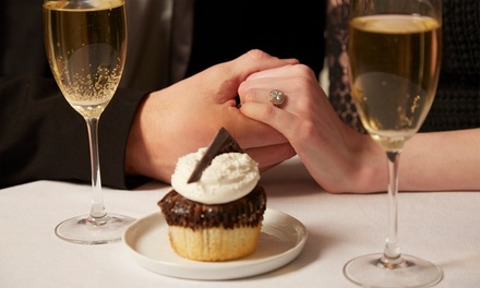 Champagne Afternoon Tea for Two at The Norfolk Royale Hotel (48% Off)