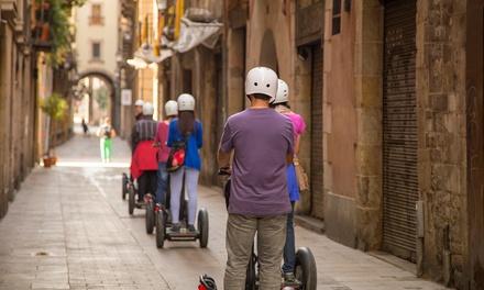 Tour segway del centro di Verona di 2 ore per una o 2 persone con Segway Verona Tour (sconto 29%)