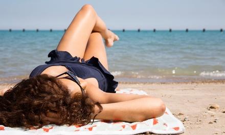 Wertgutschein über 20 € oder 30 € anrechenbar auf Waxing-Behandlung bei Le Soleil