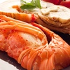 Menu Homard en 5 services