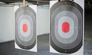 Pistol Or Rifle Shooting Range Experience For Two Or Four At Sporting Supply (31% Off)