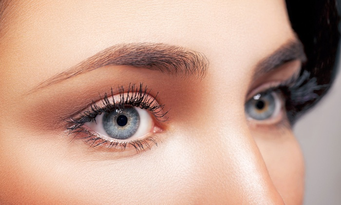 Belleza Salon - Manchester: Semi-Permanent Make-Up for Eyebrows, Lipliner or Eyeliner at Belleza Salon (Up to 72% Off)