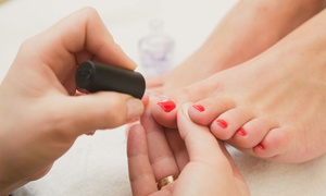 Up to 52% Off Manicure and Pedicure at Daniel J's Salon at Daniel J's Salon, plus 6.0% Cash Back from Ebates.