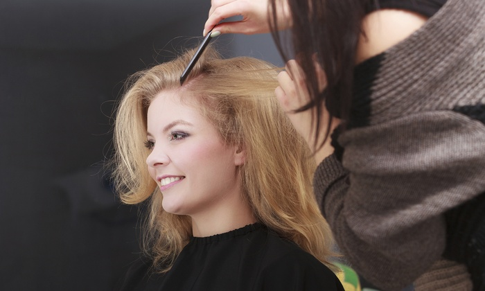 Relooking capillaire chez vava groupon - Coupe shampoing brushing prix ...