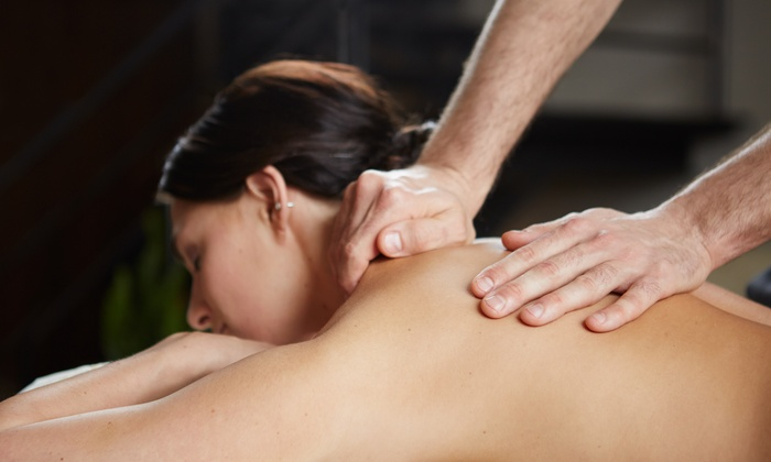 Back Health Care - Boston: $60 for Swedish Massage at Back Health Care ($80 Value)