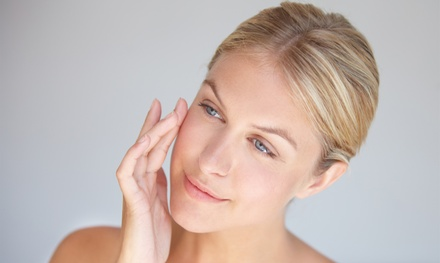 One Non-Surgical Facelift Facial or Ultrasonic Microdermabrasion Facial at Lissa's Natural Skin Care (56% Off)