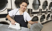 One-Month Unlimited Laundry Membership with Free Pick up and Drop off at The Laundry Clubs (42% Off)